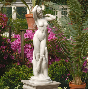 Contemporary Venus Sculpture From Design Toscano